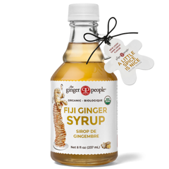 Siro Gừng Hữu Cơ The Ginger People Mỹ 237ml