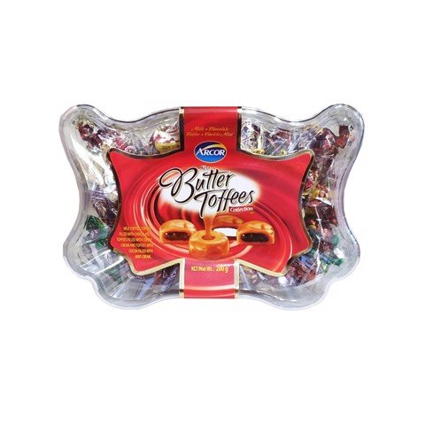 Kẹo Butter Toffees Mexico 200gr
