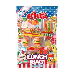 Kẹo dẽo E.Frutti Lunch Bag 77g