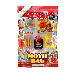 Kẹo dẽo E.Frutti Movie Bag 76.5gr