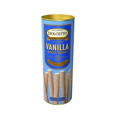 Dolcetto Wafer Rolls – Vanilla 12/3Oz