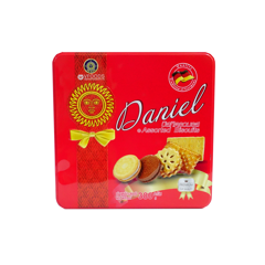 Bánh Daniel Assorted Biscuits TL 380gr