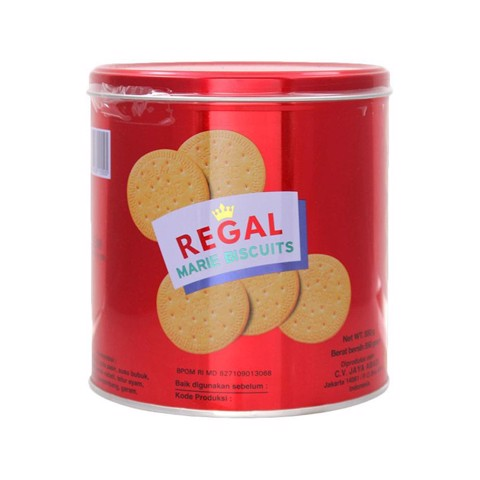 Bánh Quy Regal Marie Biscuits Indonesia 550gr