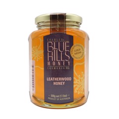 Mật Ong Leatherwood 500G Blue Hills