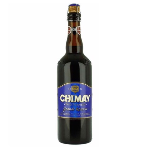 Bia Xanh Chimay 750ml