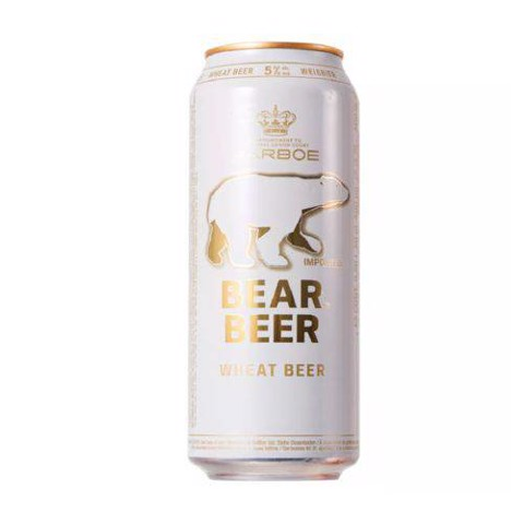 Bia Harboe Beer Wheat 5% Đức 500ml