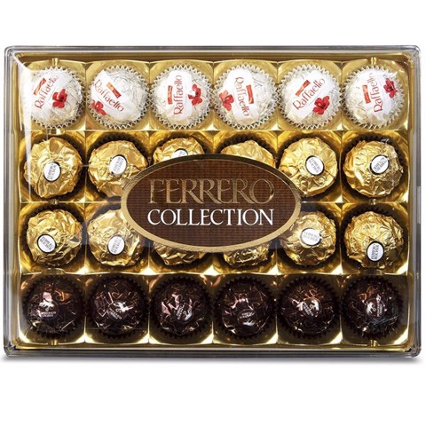 Socola Tươi Ferrero Collection Ý 269gr