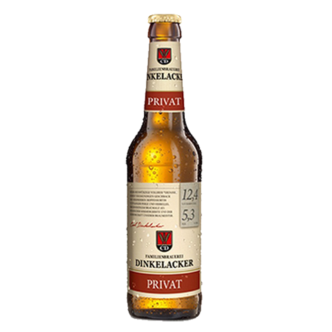Bia Dinkelacker Privat 5.3% Đức 330ml