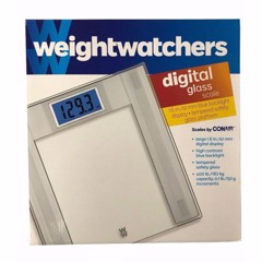 Cái cân Weight watchers digital glass scale 129,3 LB
