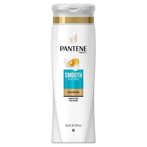 Dầu Gội Pantene Pro V Smooth & Sleek P&G Mỹ 375ml