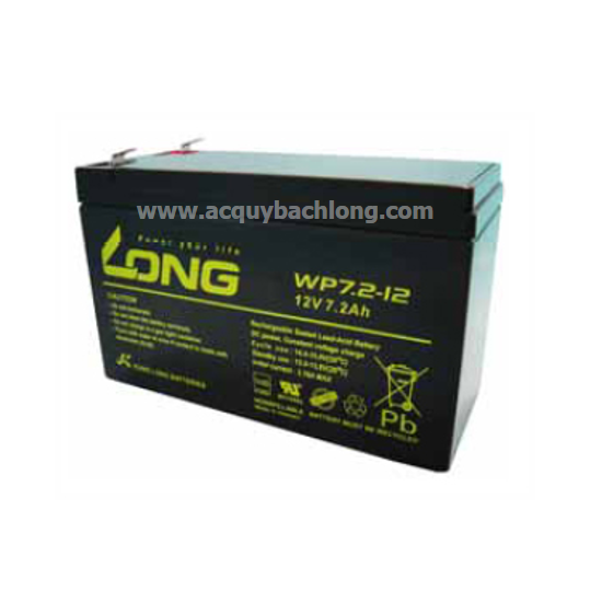 LONG WP7.2-12 (12V-7.2Ah)