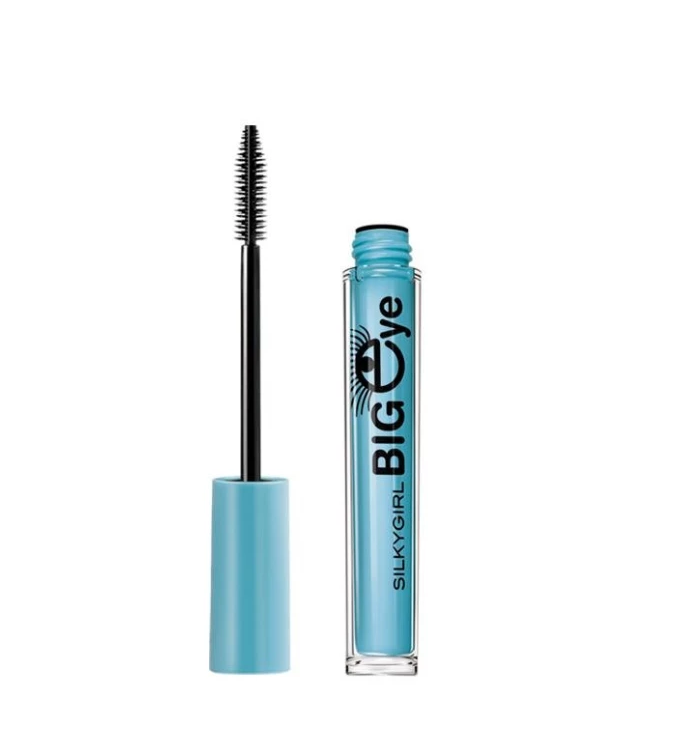 Mascara Silkygirl Big Eye Collagen Waterproof