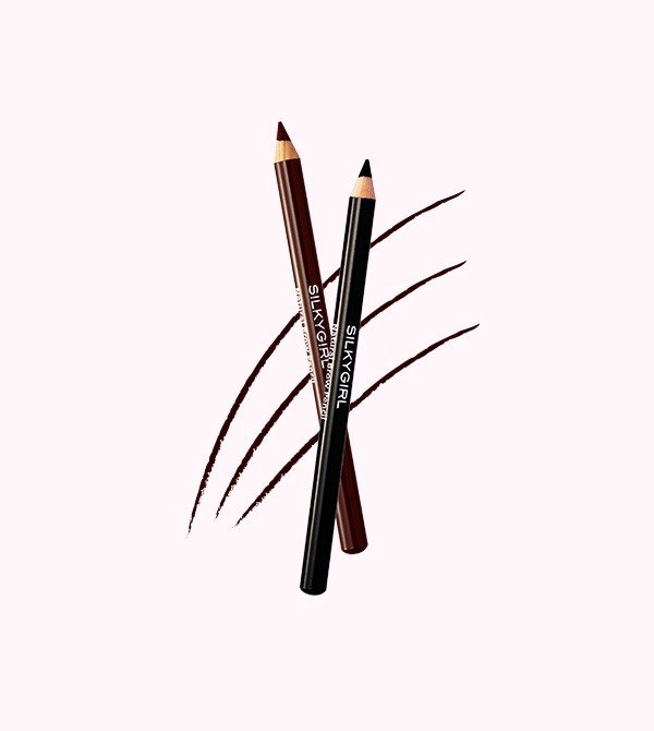 Chì mày Silkygirl Natural Brow Pencil