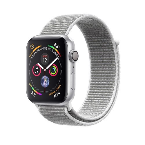 Apple Watch S4-40mm GPS MU652 White Loop (LL)