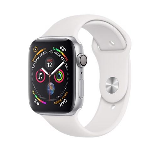 Apple Watch S4-40mm GPS MU652 Silver (LL)
