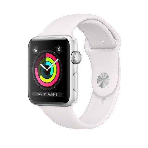 Apple Watch S3-38mm GPS MTEY2 Silver(LL)