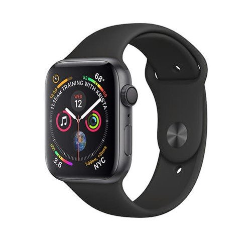 Apple Watch S4-40mm GPS MU652 Gray (LL)
