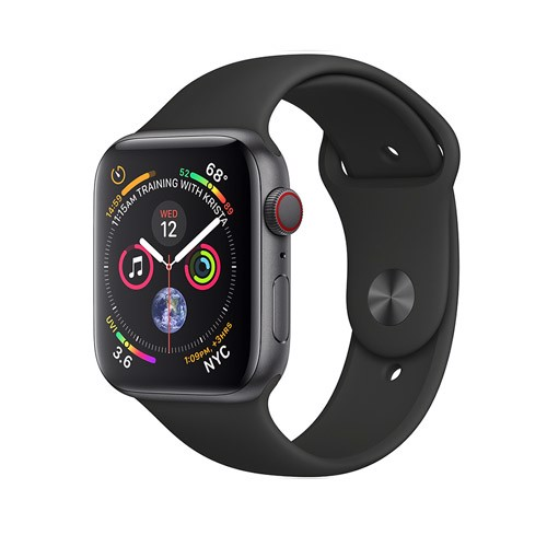 Apple Watch S4-40mm LTE MTUG2 Gray (LL)