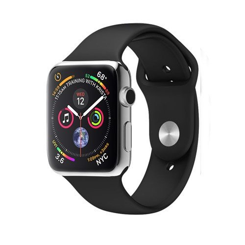 Apple Watch S4-40mm LTE MTUN2 (đen) (LL)