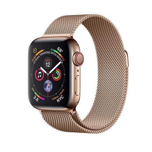 Apple Watch S4-40mm LTE MTVQ2 (vàng) (Úc)