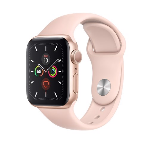 Apple Watch S5-40mm GPS MWV72 Gold (ZP)