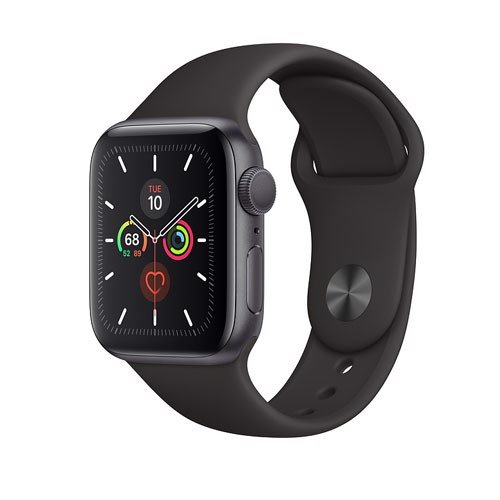 Apple Watch S5-40mm GPS MWV82 Gray (ZP)