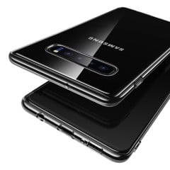 Ốp lưng USAMS Samsung Galaxy S10 Plus USAMS Back Case Primary Series (Chất liệu trong suốt)