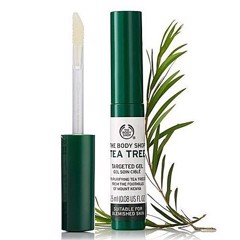 The Body Shop Tea Tree Targeted Gel - Gel Điều Trị Mụn Sưng Thâm 2,5ml