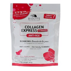 Biocyte Collagen Express Gummies Anti-Aging Skin Beauty Gummies - Kẹo Dẻo Bổ Sung Collagen