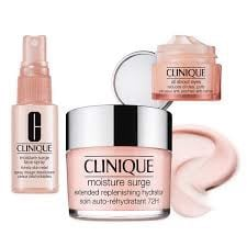 Clinique Moisture Surge Ultra Hydration - Set Dưỡng Da