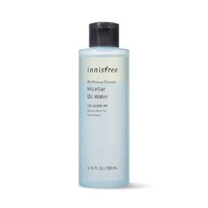 Nước Tẩy Trang INNISFREE My Makeup Cleanser - Micellar Oil Water - 200ml