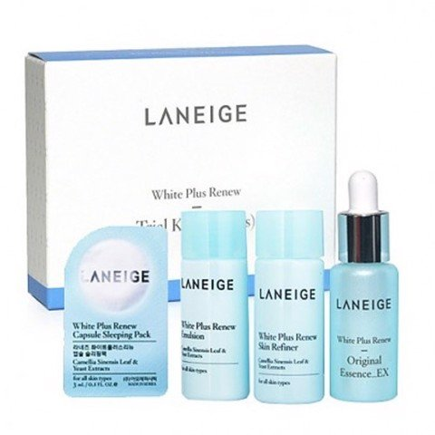 Set dưỡng trắng LANEIGE White Plus Renew (4 Items)