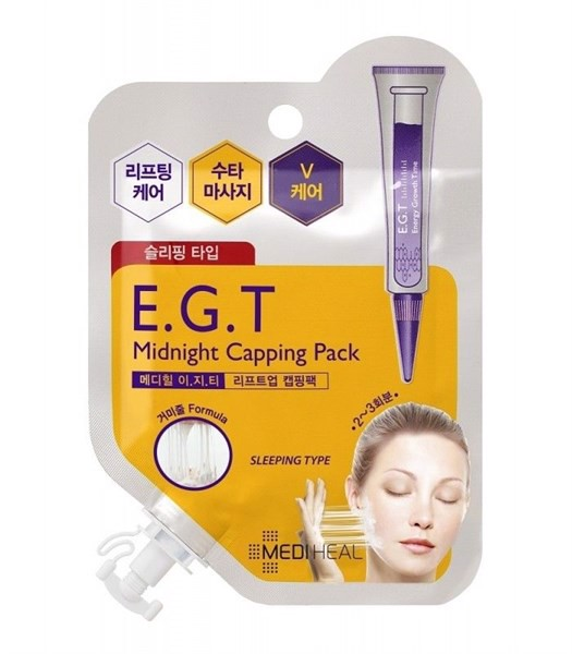 Mediheal E.G.T Midnight Capping Pack mặt nạ ngủ