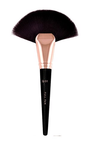 Cọ Quạt Phủi Phấn Vacosi Fan Powder Brush Q01