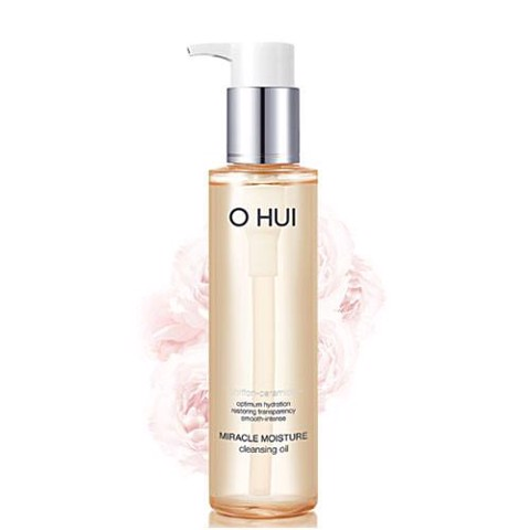 Dầu Tẩy Trang OHUI 150ML Miracle Moisture cleansing oil
