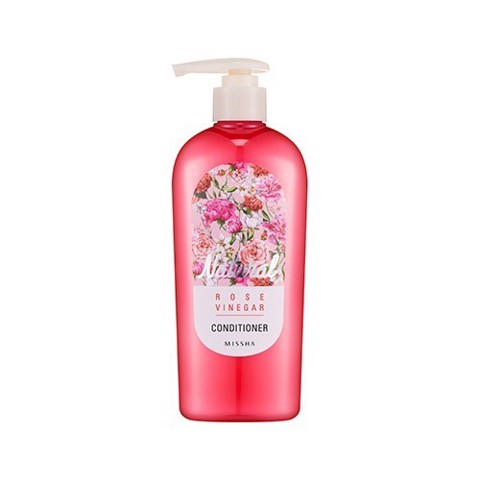 Dầu xả Missha Natural Rose Vinegar Conditioner