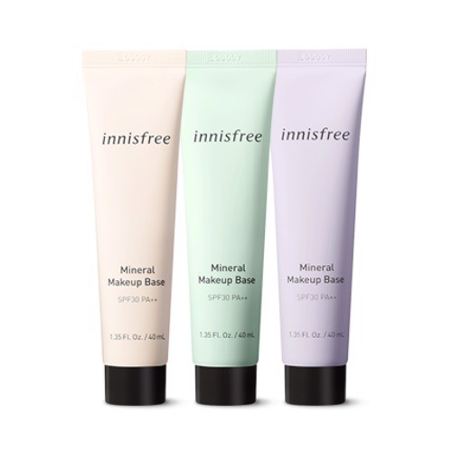 KEM LÓT INNISFREE MINERAL MAKEUP BASE SPF30 PA++ 40ml