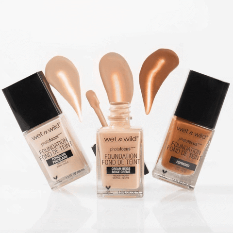 Kem Nền Wet N Wild Photo Focus Foundation 30ml