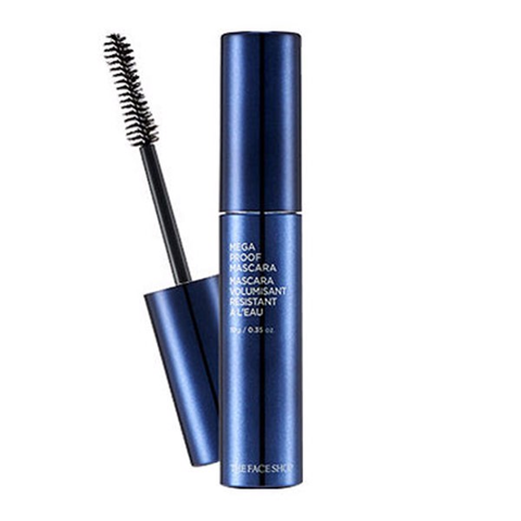 Mascara Chống Nước The Face Shop Mega Proof 10g