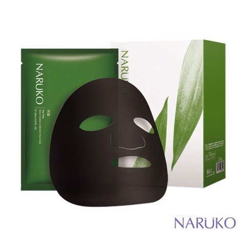 Mặt nạ Naruko Tràm trà Tea Tree Shine Control and Blemish Clear Mask