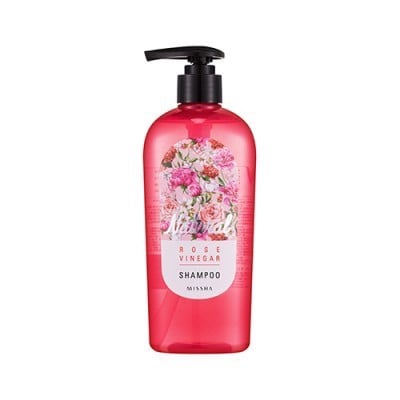 Dầu gội Missha Natural Rose Vinegar Shampoo