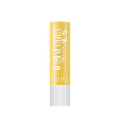Missha the style 365 save stick lip balm (Vàng)