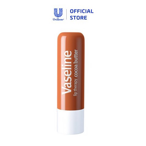 DƯỠNG MÔI VASELINE LIP THERAPY COCOA BUTTER 4.8g