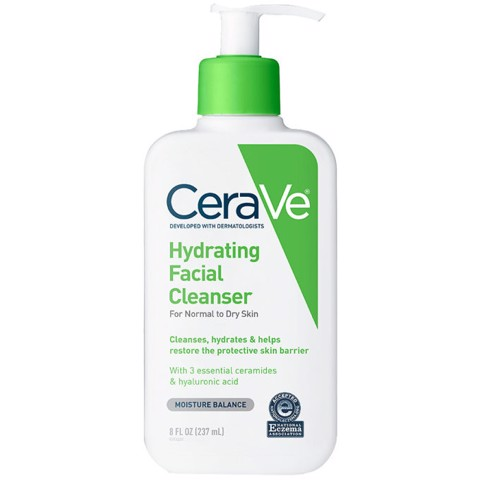 Sữa Rửa Mặt CeraVe Hydrating Facial Cleanser 237ml