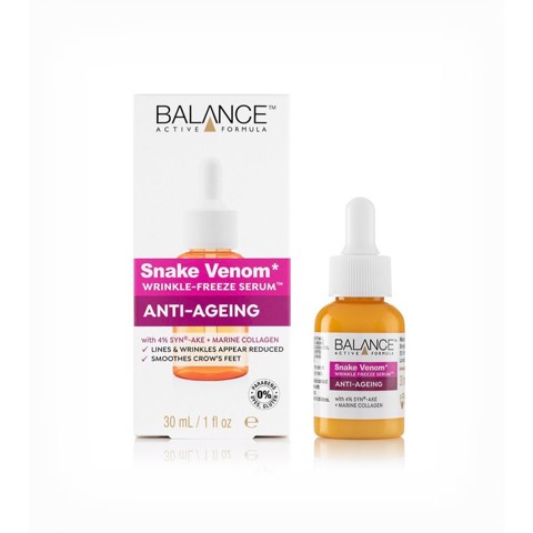 Tinh chất Balance Active Formula Snake Venom Wrinkle Freeze 30ml