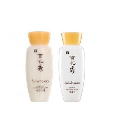 Balancing kit Sulwhasoo 2 items