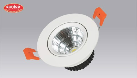 den downlight am tran led cob