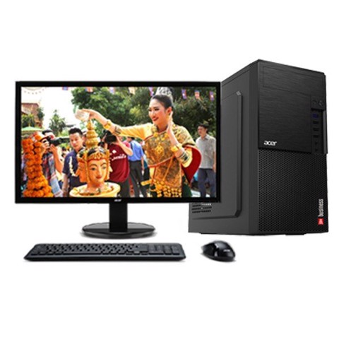 ACER Business D860 / Core™ i5-4570 3.2Ghz (Tubor 3.6Ghz) | RAM DDR3 4Gb | HDD 1000Gb | DVD | Monitor 21.5