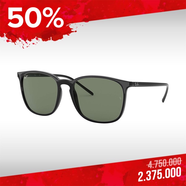 Ray-Ban RB4387F 901/71 (55IT) - Mới