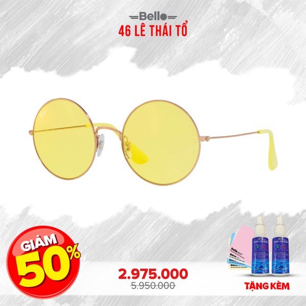 Ray-Ban RB3592 9035/C9 (55IT) - Mới